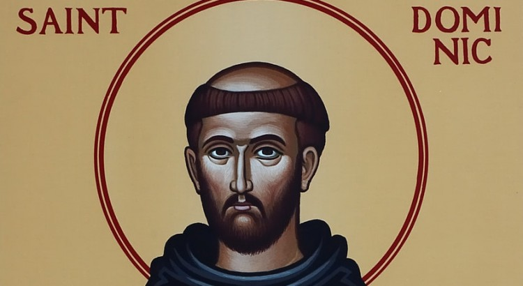 Icon of St. Dominic