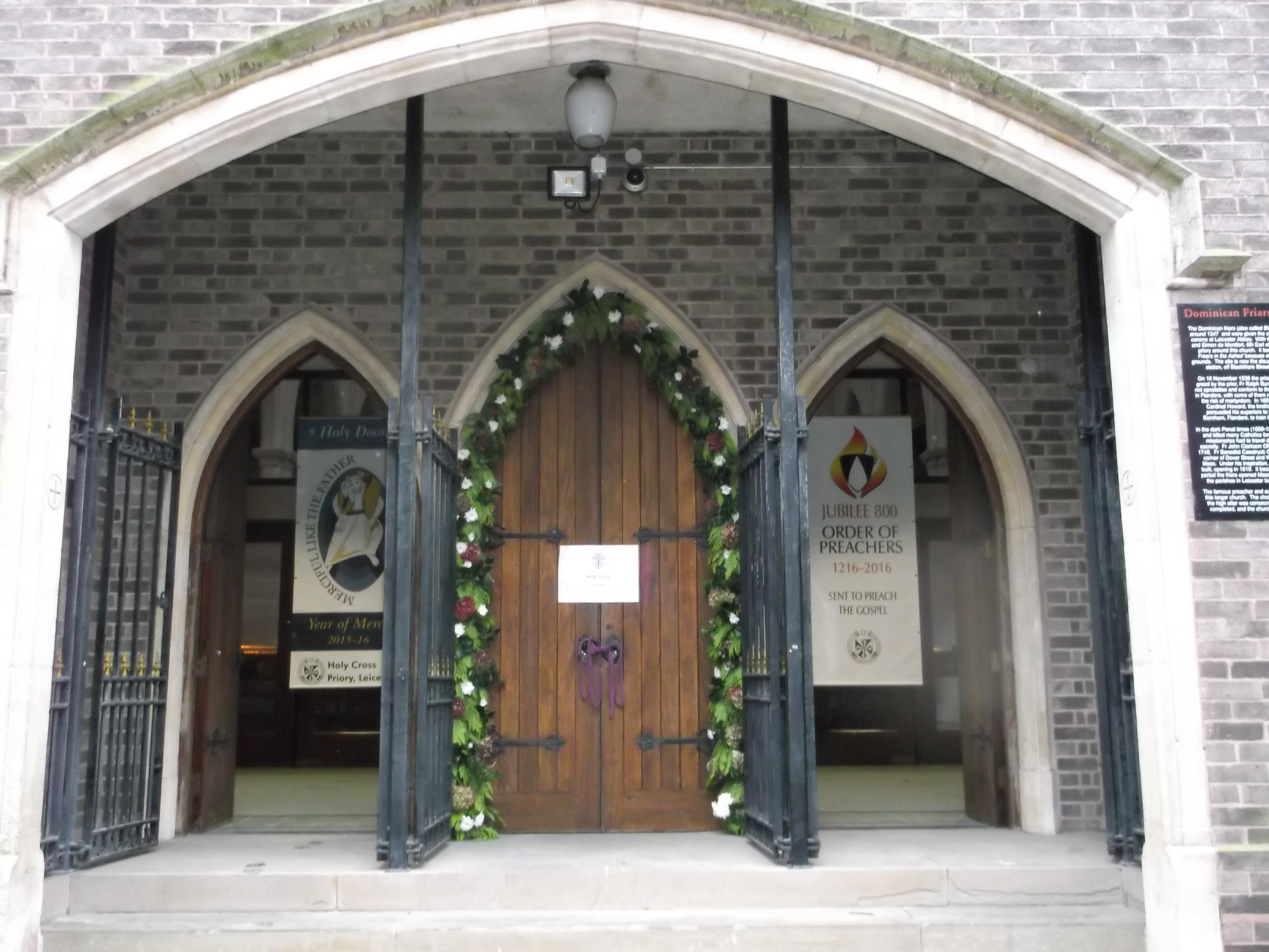 the Holy Door